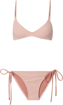 Melissa Odabash Peru Lattice Bikini