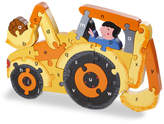 Wood Like To Play Handmade Wooden Alphabet Digger Puzzle