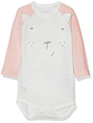 Name It Baby Nbndajani Ls Body Romper