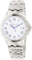 Raymond Weil Men's Tradition 5578-ST-00300 Stainless-Steel Swiss Quartz Watch