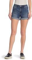 Joe's Jeans Rolled Hem Denim Shorts