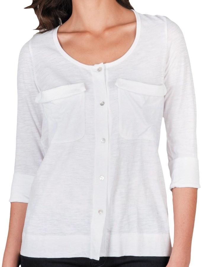 Lilla P Flame Pocket T-Shirt (For Women)