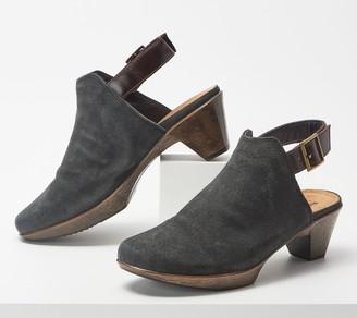 Naot Footwear Open Heel Bootie - Upgrade