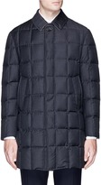 Thom Browne Wool twill down puffer coat