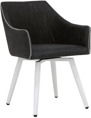 Studio Designs Sydney Swivel Home Office Accent Chair