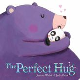 "Simon & Schuster ""The Perfect Hug"" Board Book by Joanna Walsh"