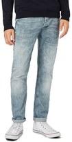 Topman Men's Slim Fit Distressed Jeans