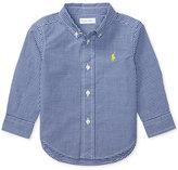 Ralph Lauren Cotton Poplin Shirt, Baby Boys (0-24 months)