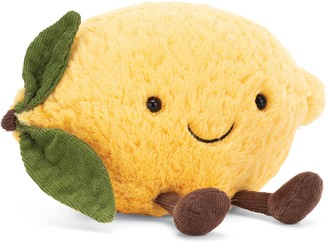 Jellycat Amusable Lemon Stuffed Animal