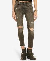 Denim & Supply Ralph Lauren Cropped Skinny Jeans