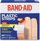 "Bed Bath & Beyond Johnson's® Band-Aid® Plastic 3/4"" X 3"" Inch Bandages (60 Count)"