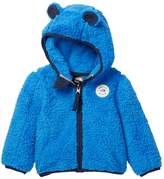 The North Face Fleece Front Zip Jacket (Baby Boys)