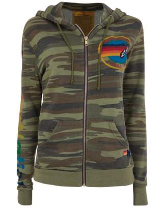 Aviator Nation Army Jumper - S