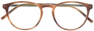 Mykita Nukka round frame glasses