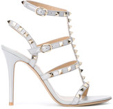 Valentino Rockstud sandals - women - Leather/Metal (Other) - 36