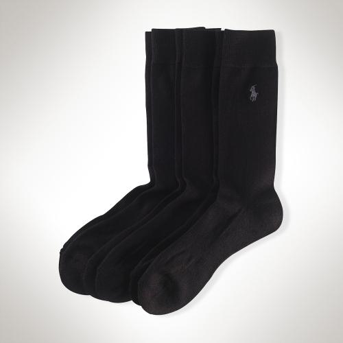 Polo Ralph Lauren Cushioned Merino Sock 3-Pack