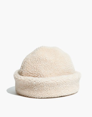 Madewell x Brixton Faux-Fur Ginsberg Hat