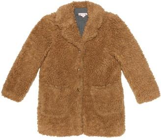 Bonpoint Faux fur coat