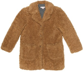 Bonpoint Faux fur coat