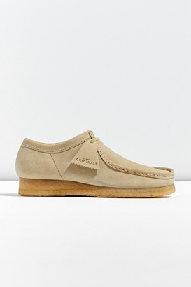 Clarks Low Wallabee Boot