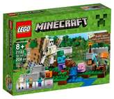 Lego ; Minecraft The Iron Golem 21123