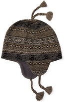 Ralph Lauren Fair Isle Cotton-Wool Hat