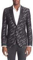 Just Cavalli Jacquard Sport Coat