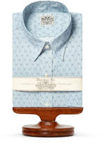 Ralph Lauren Eli Print Cotton Dress Shirt