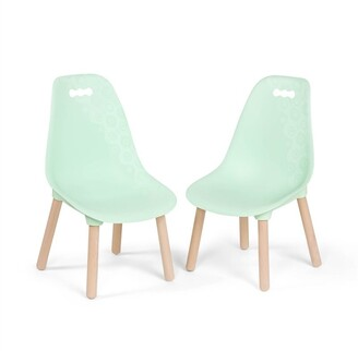 B. Toys B. Kid Century Modern Chair Set - Mint