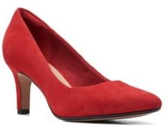 Clarks Collection Women's Illeana Tulip Pumps Women's Shoes