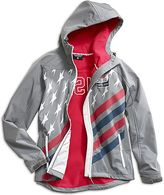 Sperry US Sailing Team Soft Shell Hooded Performance Jacket