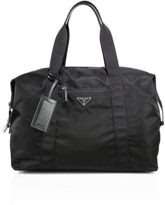 Prada Sacca Weekender Duffle Bag