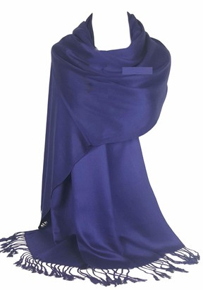 GFM Ultra Smooth Cashmere Feel Soft Pashmina Style Wrap Scarf (L9-160-J-GLB-1)