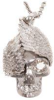 Alexander McQueen Wings Skull Pendant