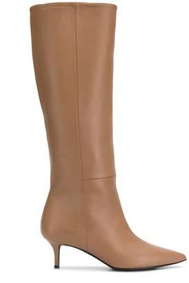 Marc Ellis kitten-heel boots
