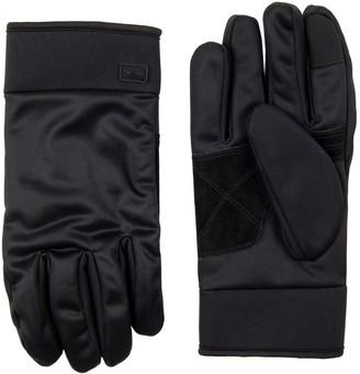 Dockers Men's Stretch Glove with Suede Piecing