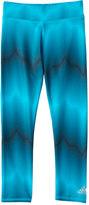 adidas Girls 4-6x Gradient Chevron Leggings
