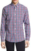Jack Spade Palmer Large Gingham Dobby Sportshirt