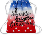 INTERNATIONAL ASSORTED BRANDS Kids with Character American Fireworks Towel Bag