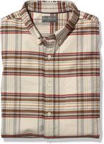 L.L. Bean Men's Signature Washed Oxford Cloth Shirt, Plaid