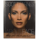 Scott Barnes About Face - Hardcover Book