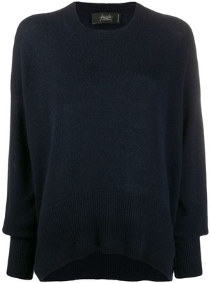 Maison Flaneur Cashmere Relaxed Fit Jumper