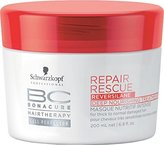 Schwarzkopf Professional BC Hair Therapy Repair Rescue Treatment 200ml