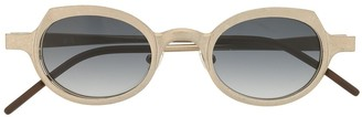 Rigards RG0090 round-frame sunglasses