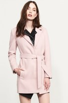Dynamite Long Coat With Belt