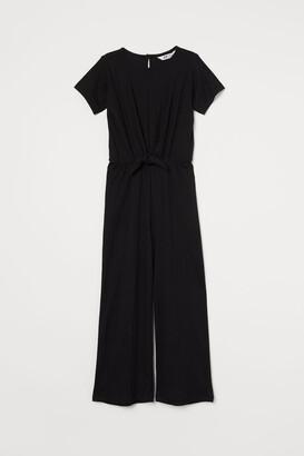 H&M Short-sleeved jumpsuit