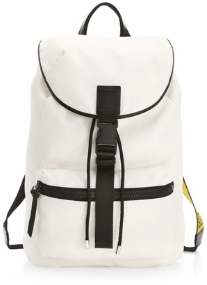 Givenchy Light Logo Webbing Backpack