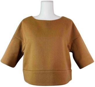 J&M Davidson J & M Davidson Camel Cotton Knitwear for Women