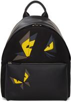 Fendi Black Butterfleyes Backpack