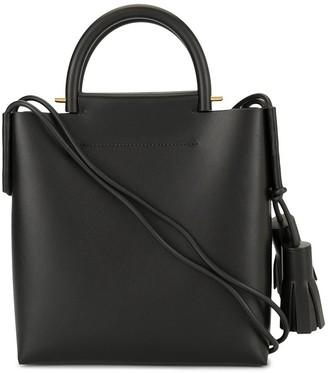 Building Block Tassel Business Bag